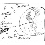 Death Star – Sketch 1