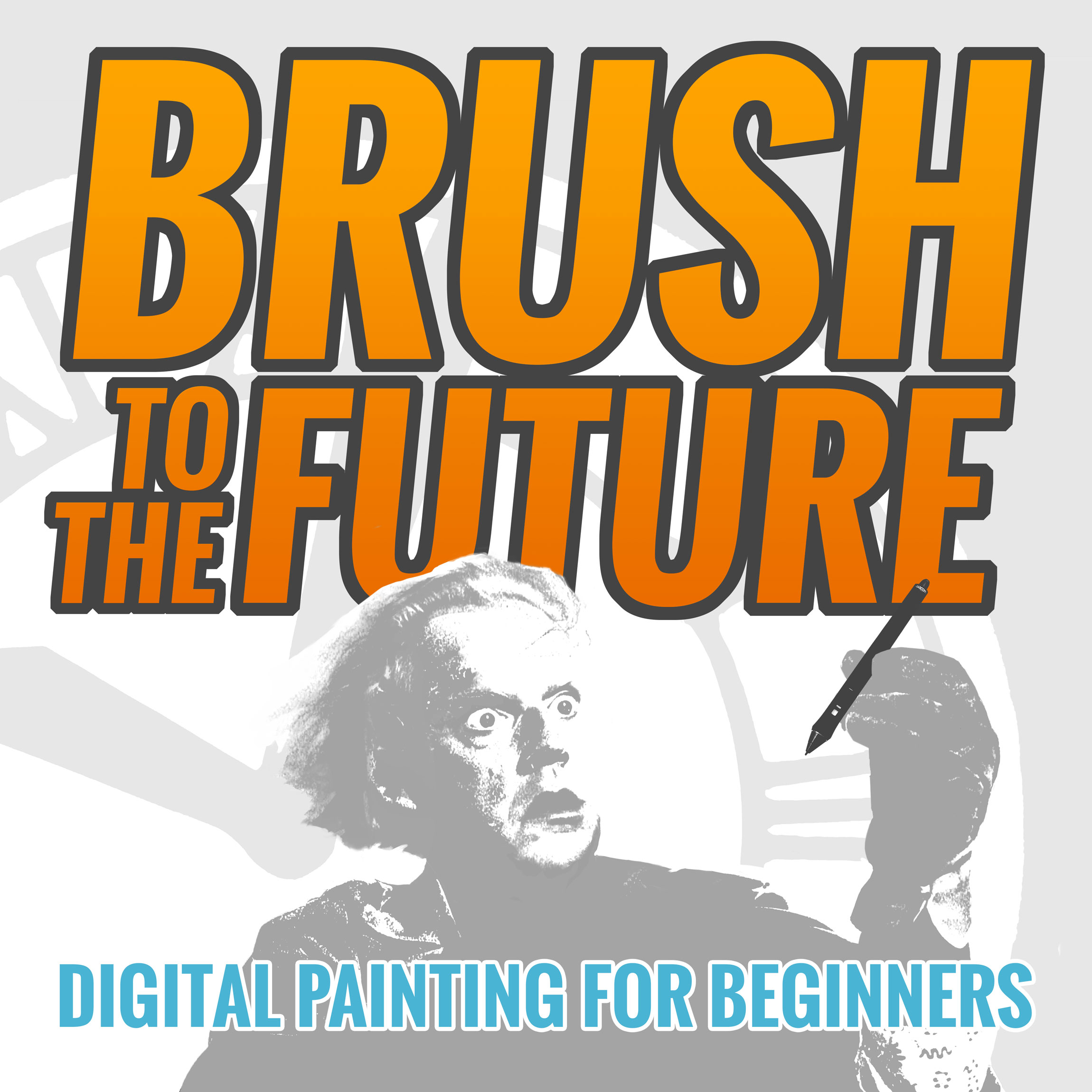 Brush To The Future